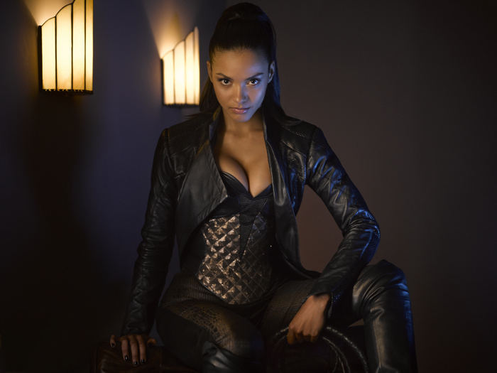 Gotham: Jessica Lucas nel ruolo di Tabitha Galvan