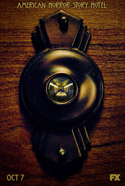 American Horror Story: Hotel - Il poster della nuova stagione della serie