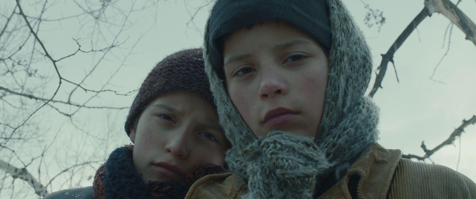 Il grande quaderno: László Gyémánt e András Gyémánt in un'immagine del film