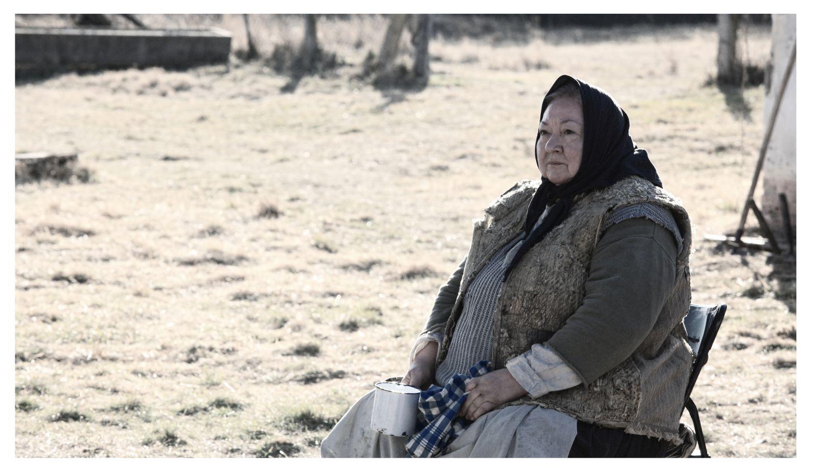 Il grande quaderno: Piroska Molnár in un'immagine tratta dal film