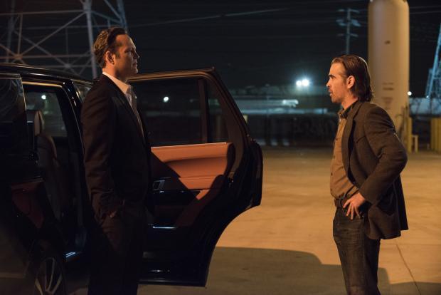 True Detective: Vince Vaughn e Colin Farrell in Omega Station