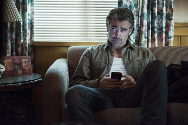 True Detective: Colin Farrell in un'immagine del season finale Omega Station