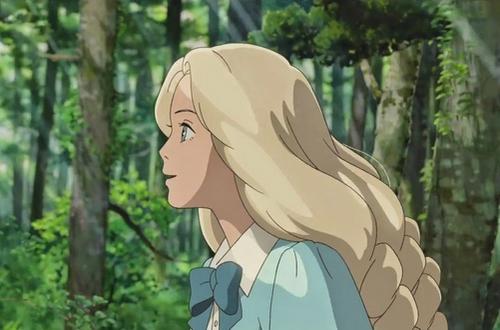 Quando c'era Marnie: Anna nel film animato