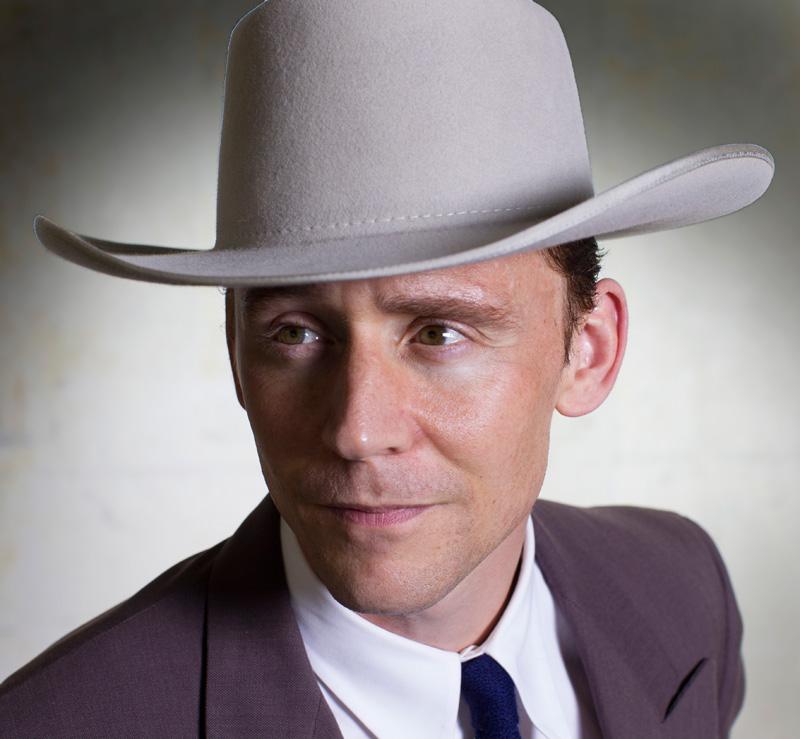I Saw the Light: Tom Hiddleston nel ruolo di Hank Williams