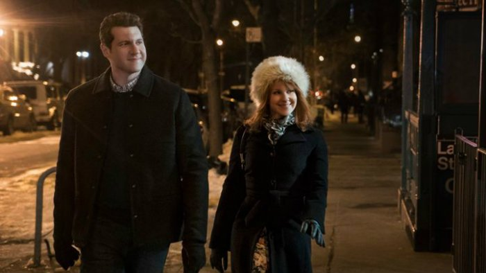 Difficult People: i protagonisti Billy e Julie, interpretati da Billy Eichner e Julie Klausner