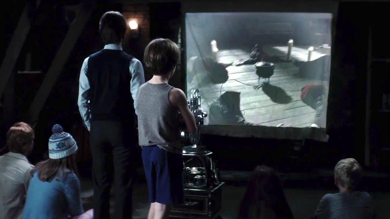 Sinister 2: un'immagine tratta dal film