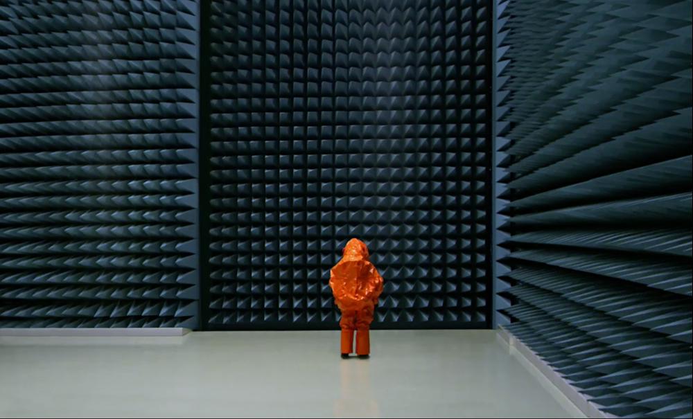 The Visit - Un incontro ravvicinato: una suggestiva immagine del lavoro di Michael Madsen