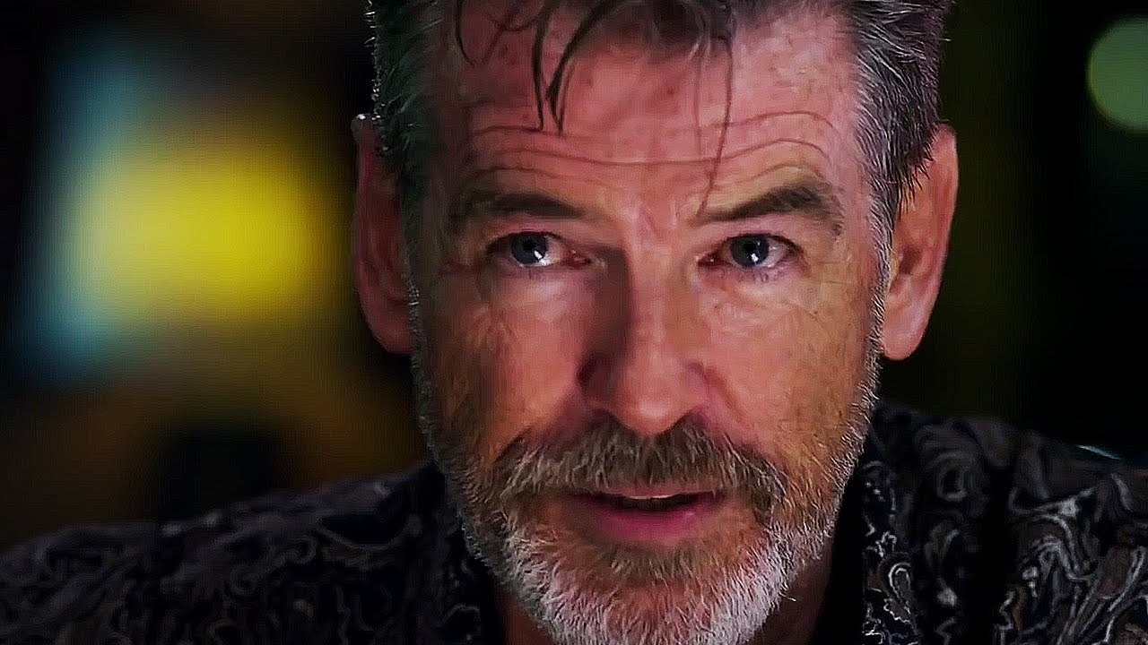 No Escape - Colpo di stato: un primo piano di Pierce Brosnan