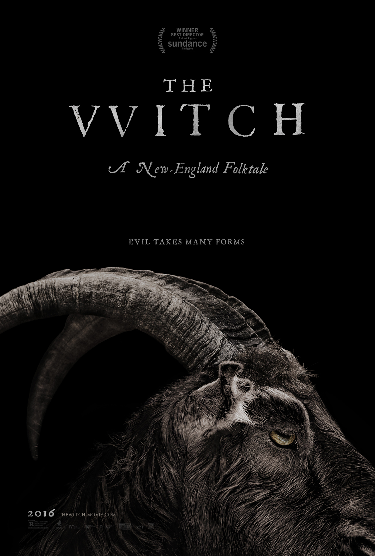 The Witch: il teaser poster del film horror diretto da Robert Eggers
