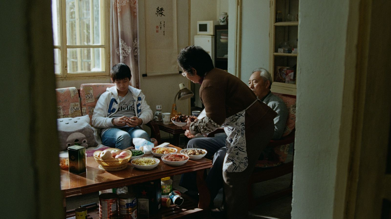 The Family: un momento del film diretto da Liu Shumin
