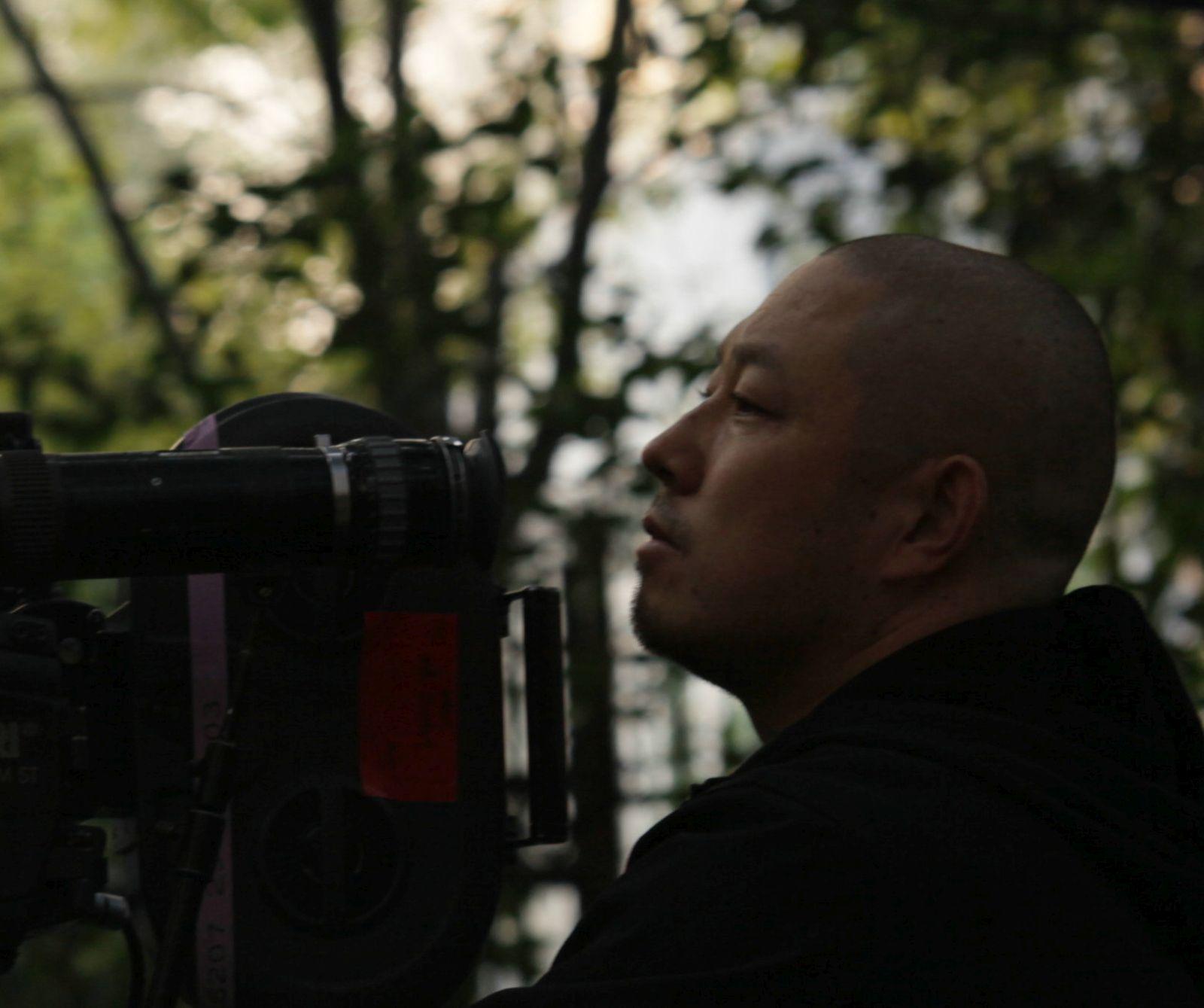 The Family: il regista Liu Shumin sul set