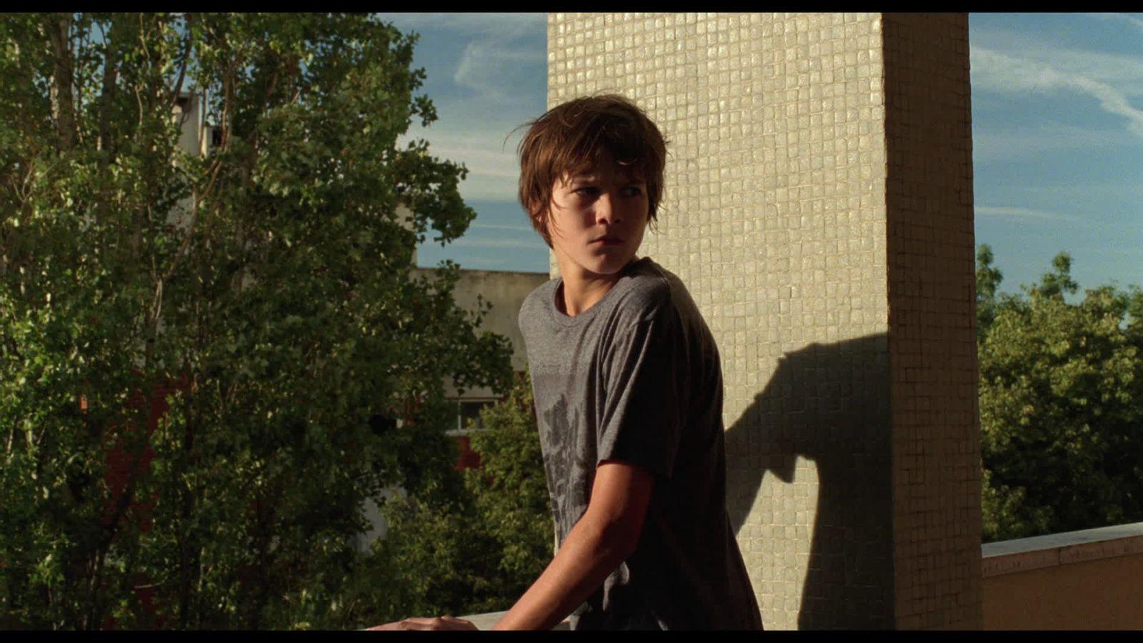 Montanha: il giovane protagonista del film David Mourato