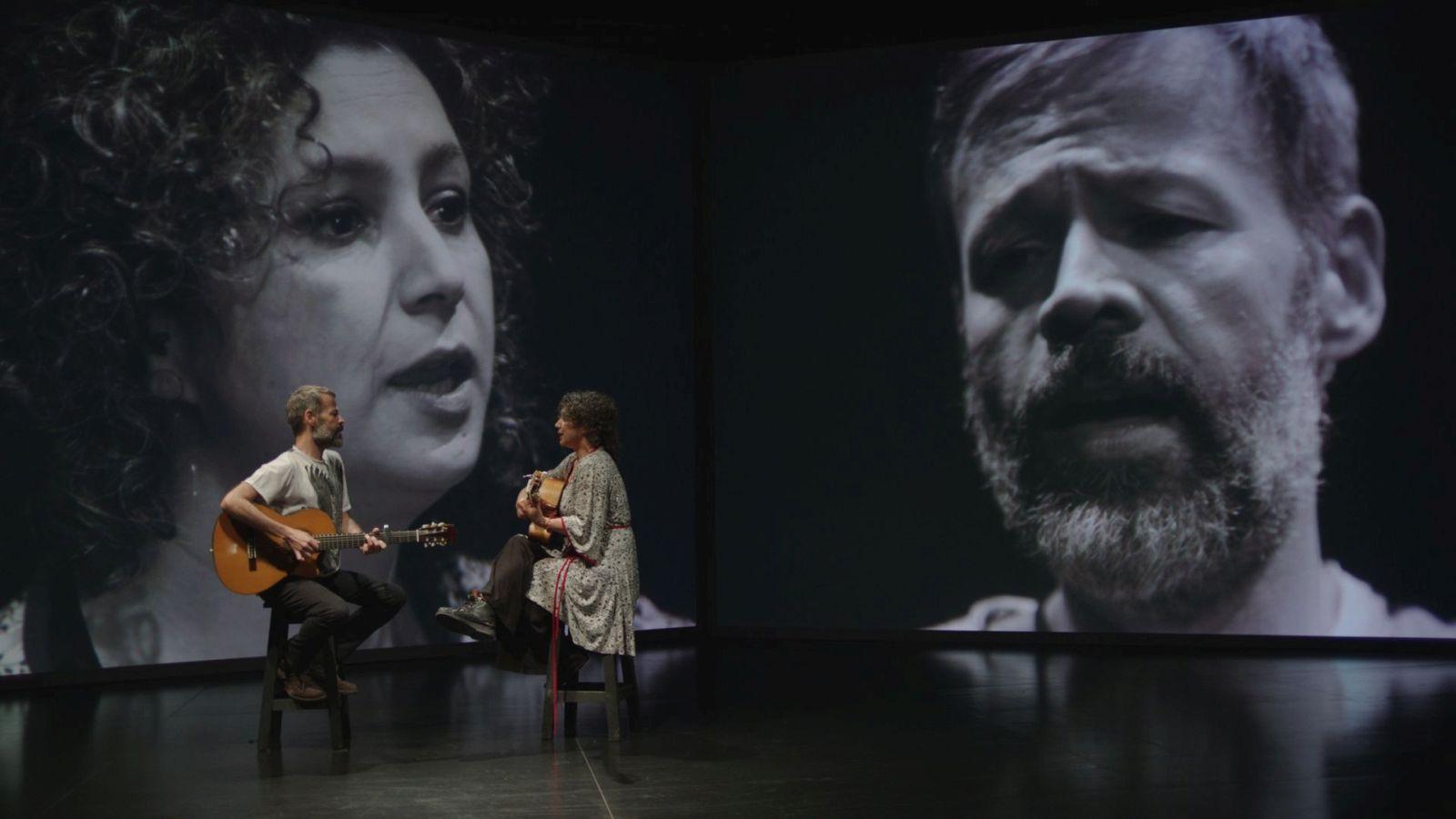 Argentina: un'immagine del documentario