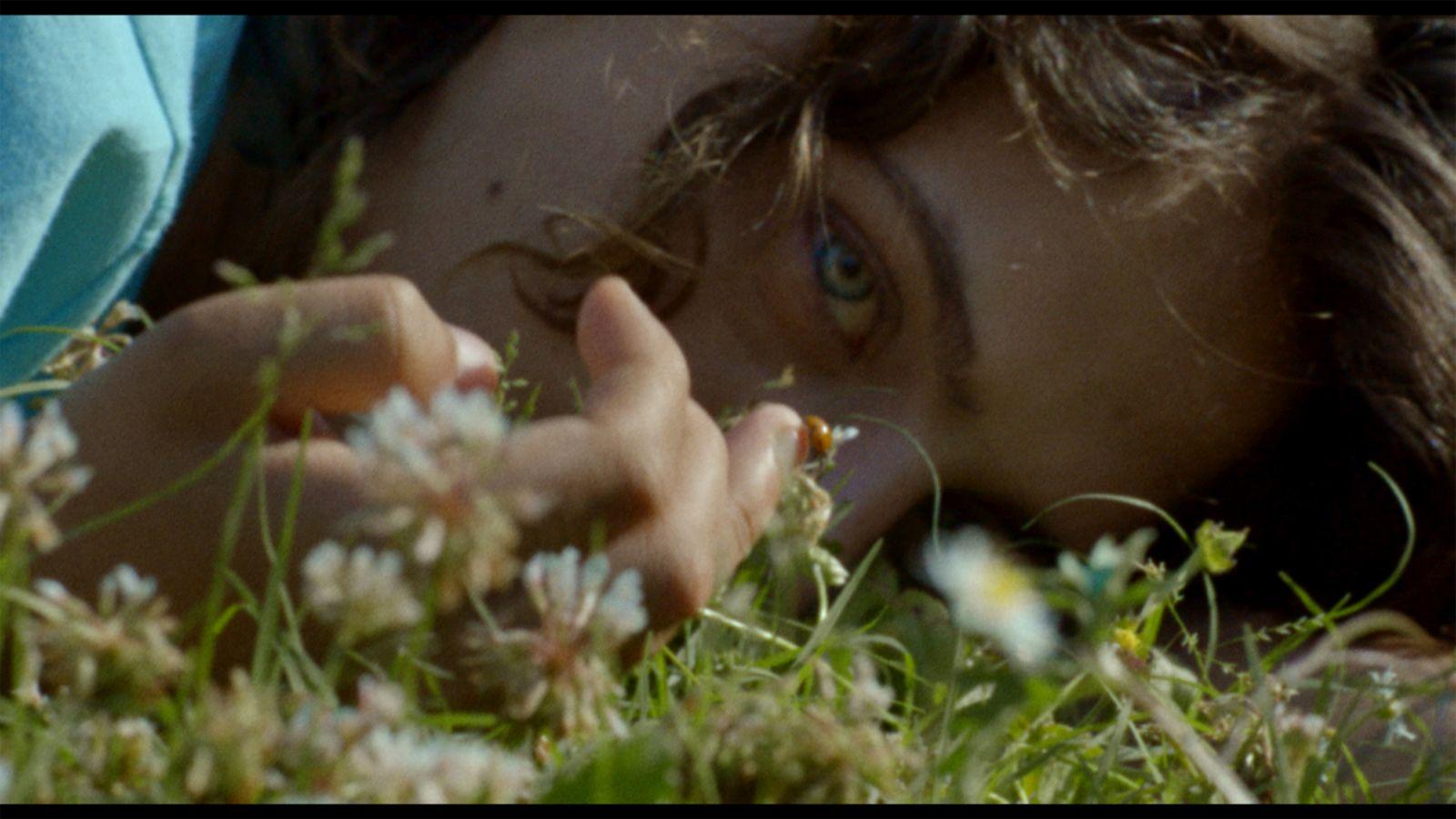 Arianna: Ondina Quadri in un fotogramma del film