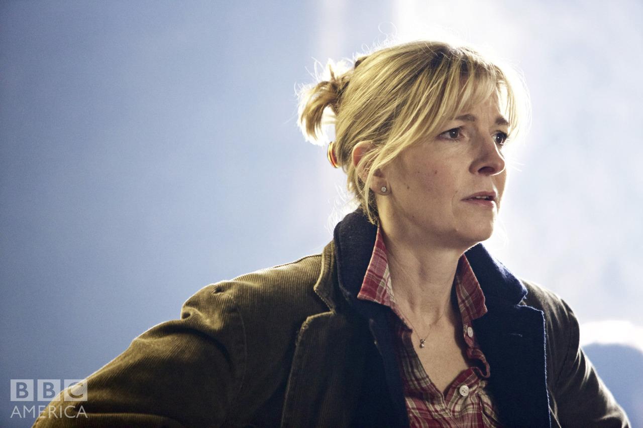 Doctor Who: Jemma Redgrave è Kate Stewart in un'immagine dell'episodio The Magician's Apprentice