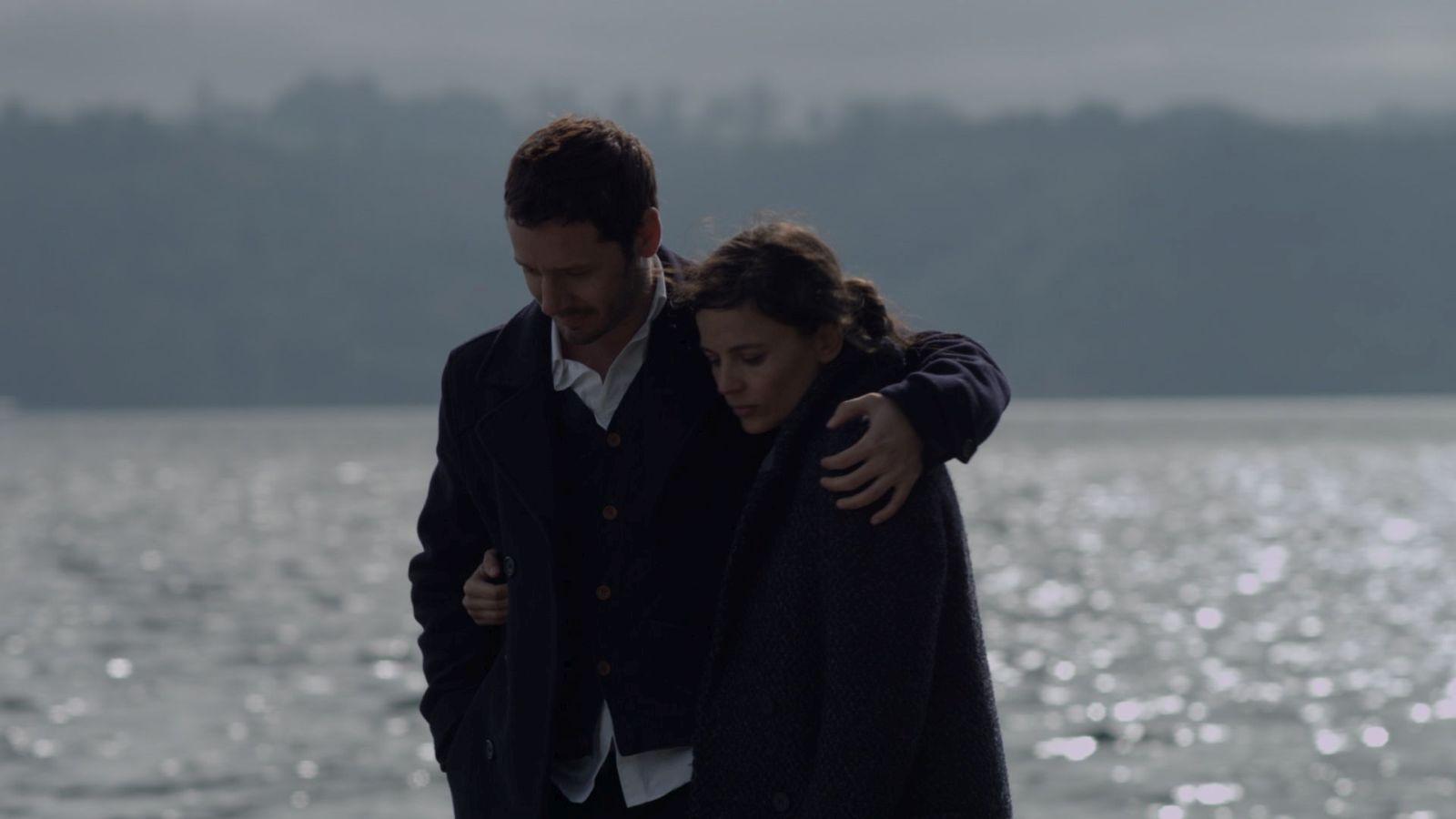 The Memory of Water: i due protagonisti in un'immagine del film