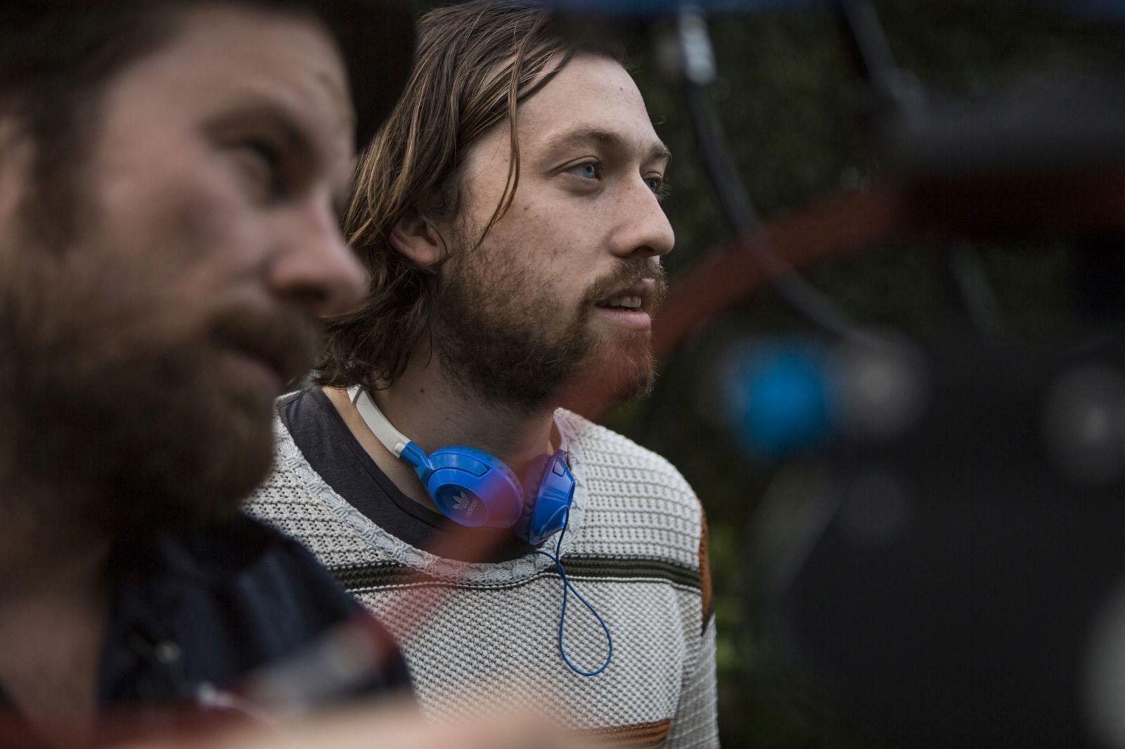 The Daughter: il regista e sceneggiatore Simon Stone sul set del film