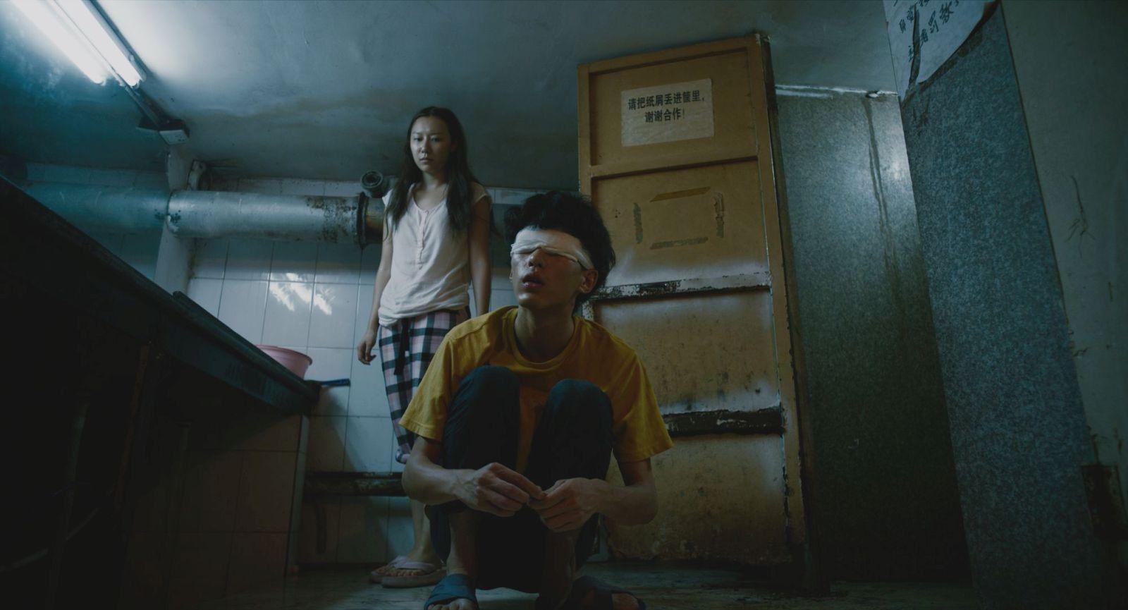 Underground Fragrance: un'inquietante immagine tratta dal film