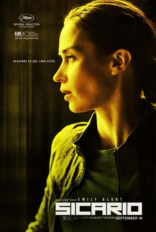 Sicario: il character poster di Emily Blunt