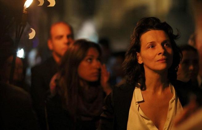 L'attesa: Juliette Binoche in un momento del film diretto dall'esordiente Piero Messina