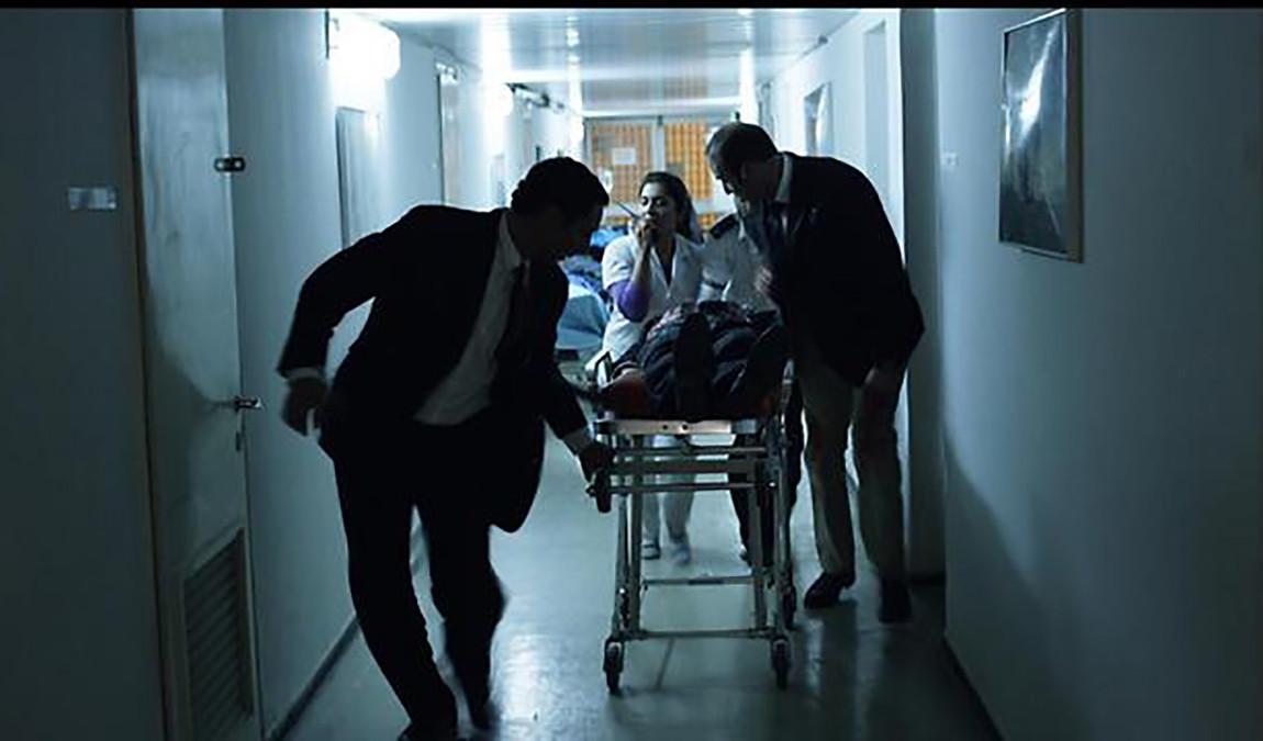 Rabin, the Last Day: un'immagine tratta dal film di Amos Gitai