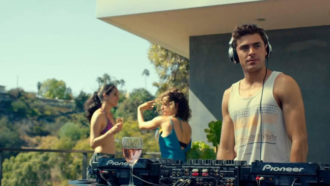 We Are Your Friends: Zac Efron in versione DJ in un'immagine del film