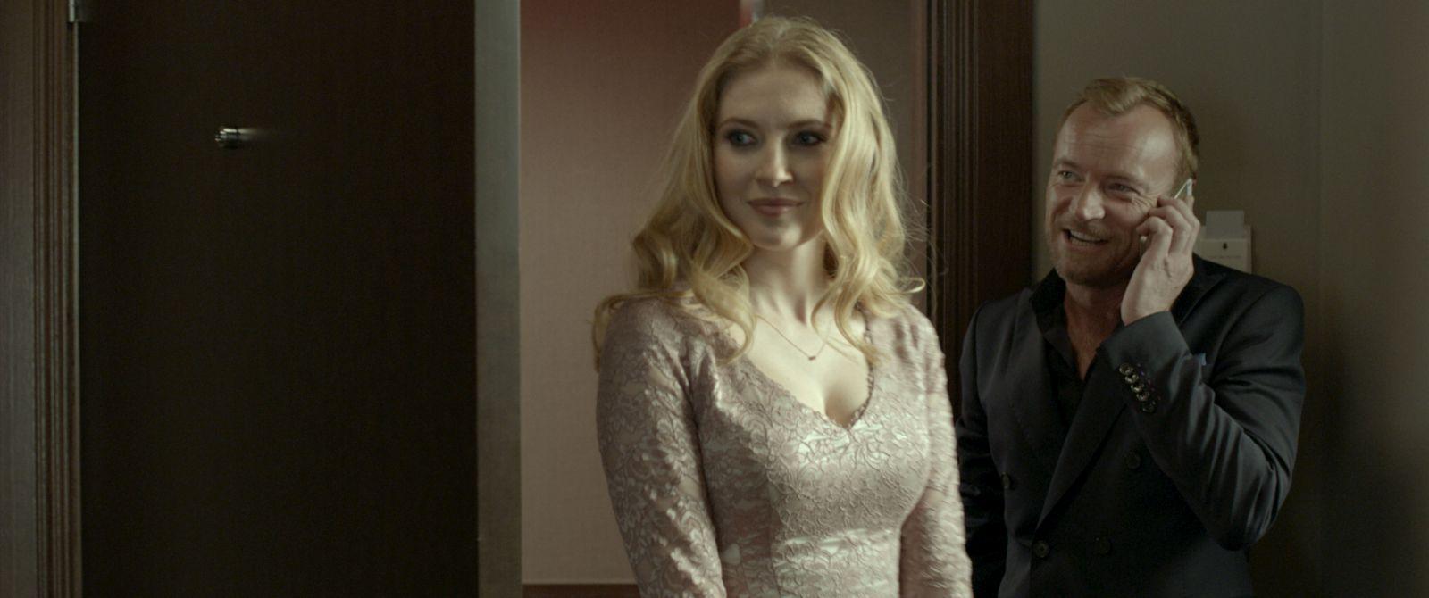 11 Minutes: Richard Dormer e Paulina Chapko in un'immagine del film