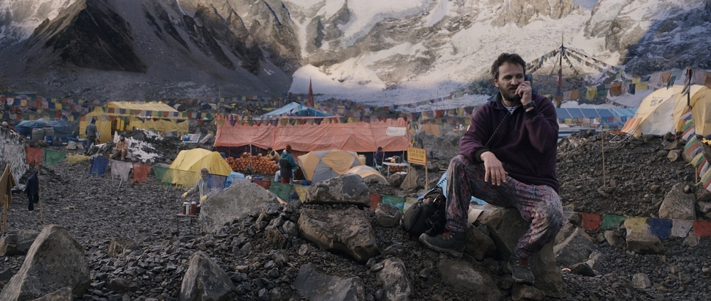Everest: Jason Clarke in un momento del film