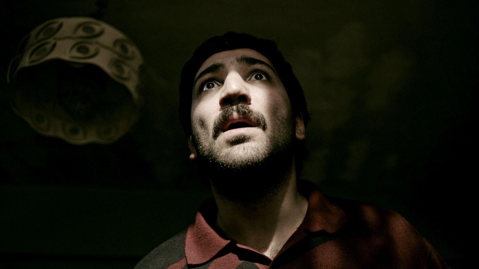 Frenzy: Berkay Ates in un primo piano del film