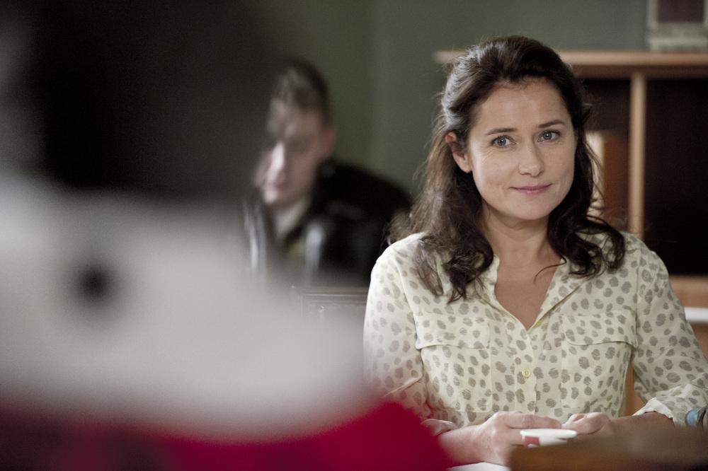 L'hermine: Sidse Babett Knudsen in un'immagine del film