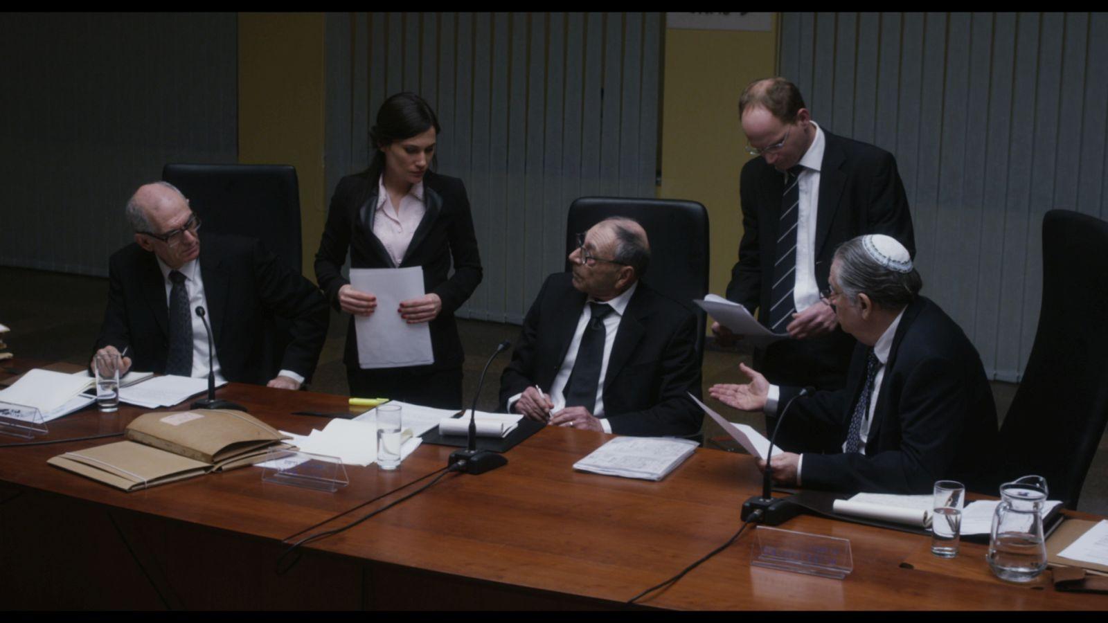 Rabin, the Last Day: un'immagine tratta dal film
