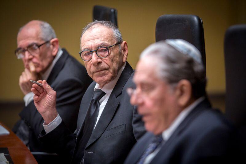 Rabin, the Last Day: un fotogramma dell'ultimo lavoro di Amos Gitai