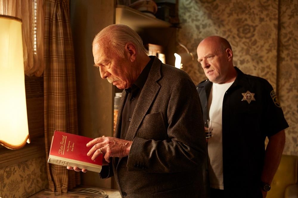 Remember: Martin Landau e Christopher Plummer in una scena del film