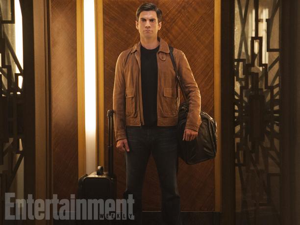American Horror Story: Hotel - Wes Bentley interpreta John Lowe