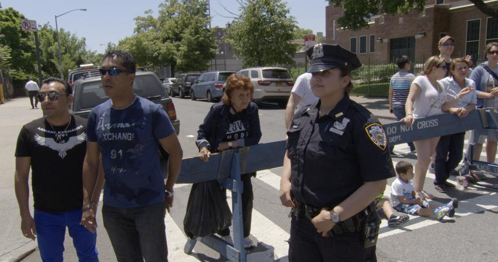 In Jackson Heights: un'immagine del documentario di Frederick Wiseman