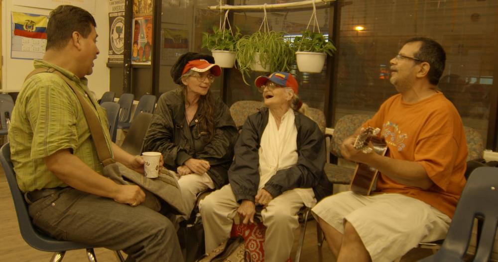 In Jackson Heights: un'immagine tratta dal documentario