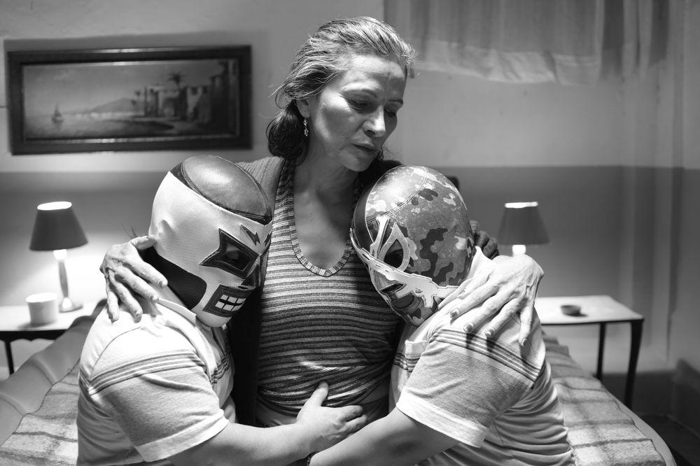 La calle de la Amargura: un fotogramma del film di Arturo Ripstein