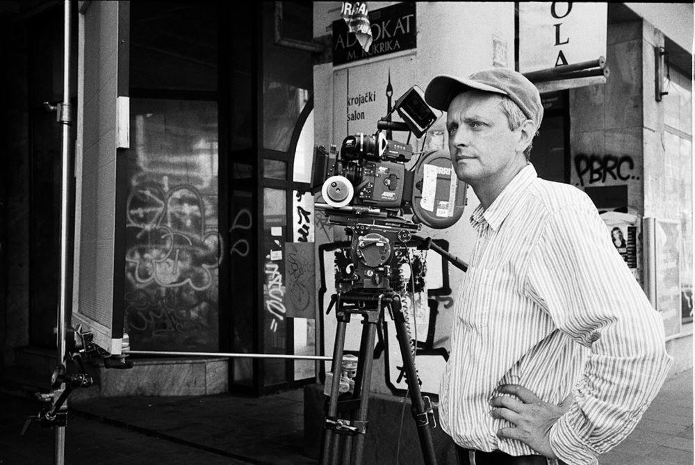 The Event: Sergei Loznitsa al lavoro sul set del suo ultimo film