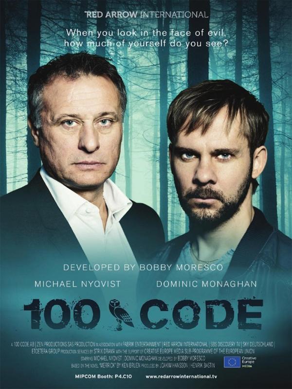 100 Code: la locandina della serie
