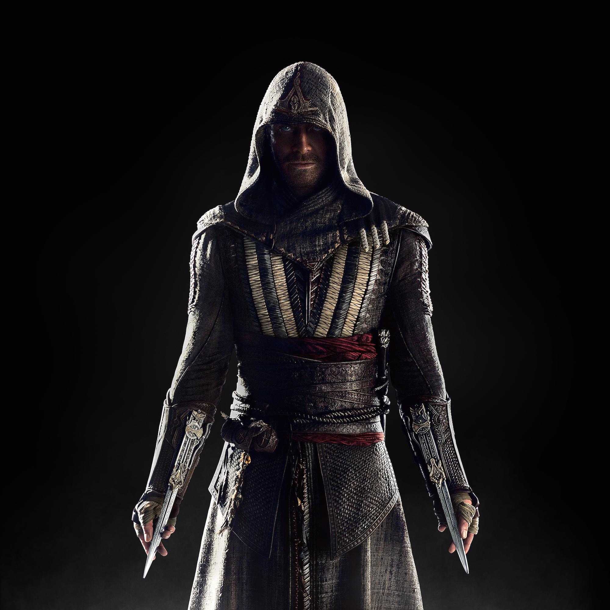 Michael Fassbender nella prima immagine di Assassin's Creed