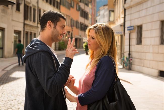 Anna & Yusef: Vanessa Incontrada e Adel Bencherif sul set