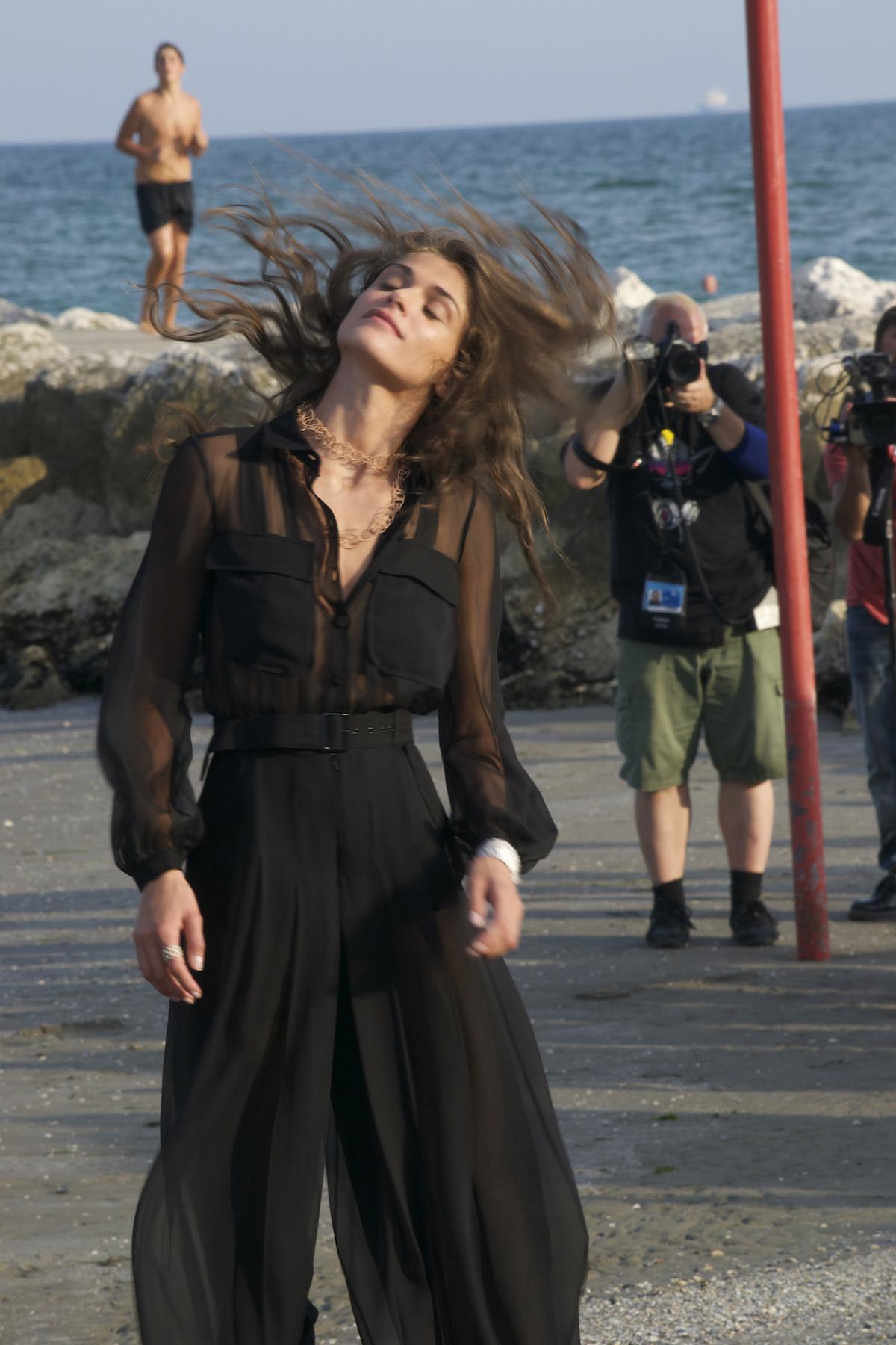 Venezia 72: La madrina Elisa Sednaoui