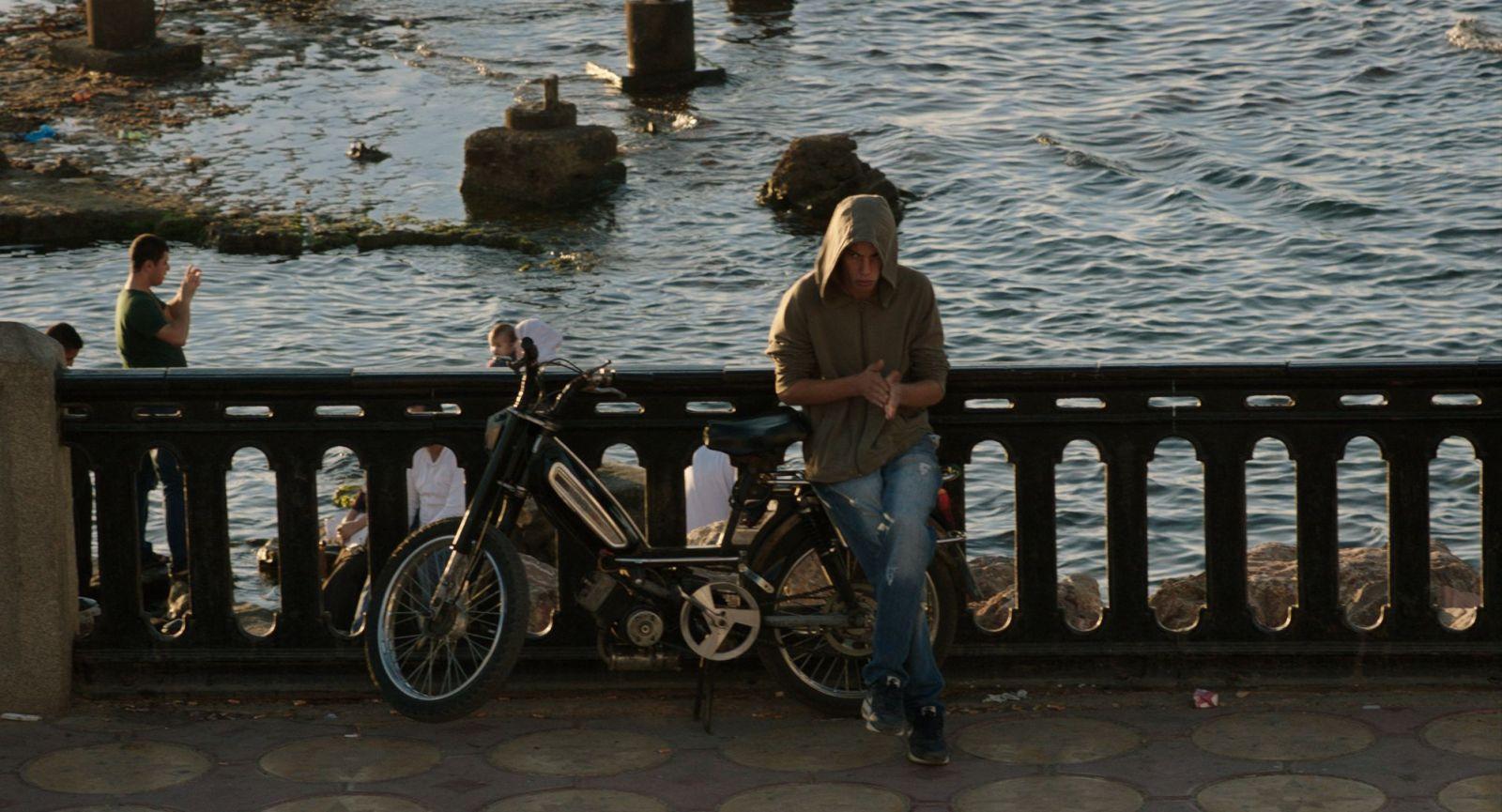 Madame Courage: un'immagine tratta dal film