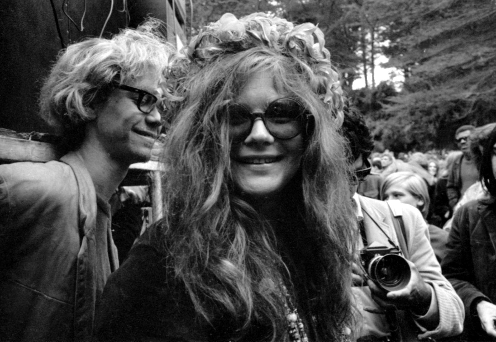 Janis: un'immagine del film dedicato alla grande Janis Joplin