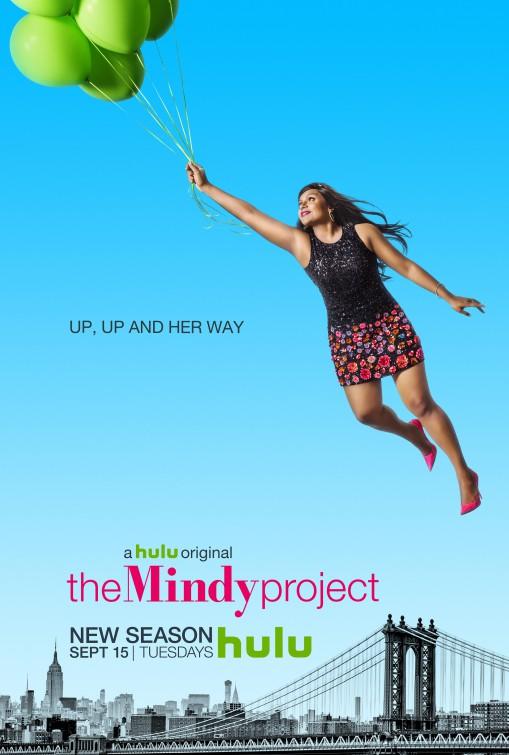 The Mindy Project: un poster per la quarta stagione