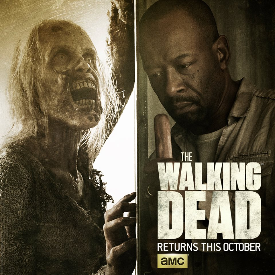 The Walking Dead: un poster per la sesta stagione