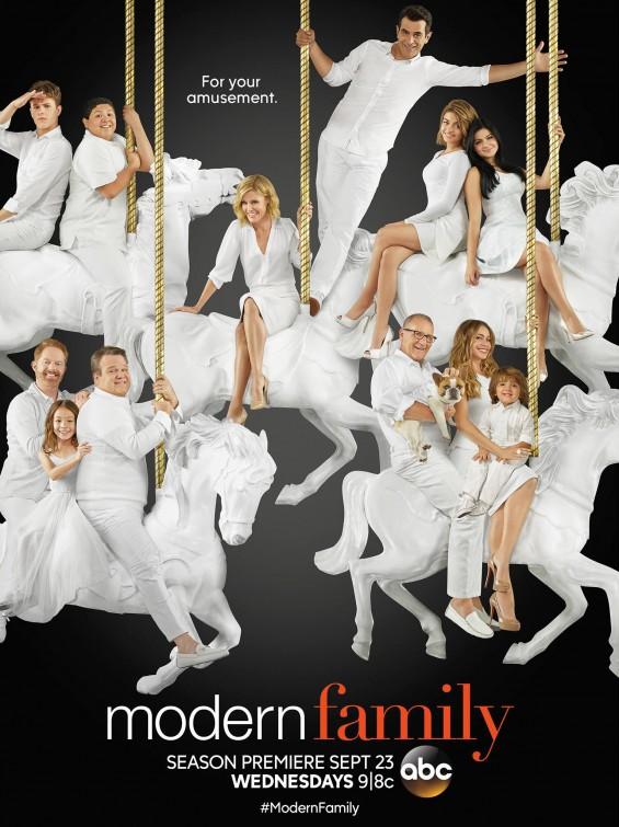Modern Family: un manifesto per la settima stagione