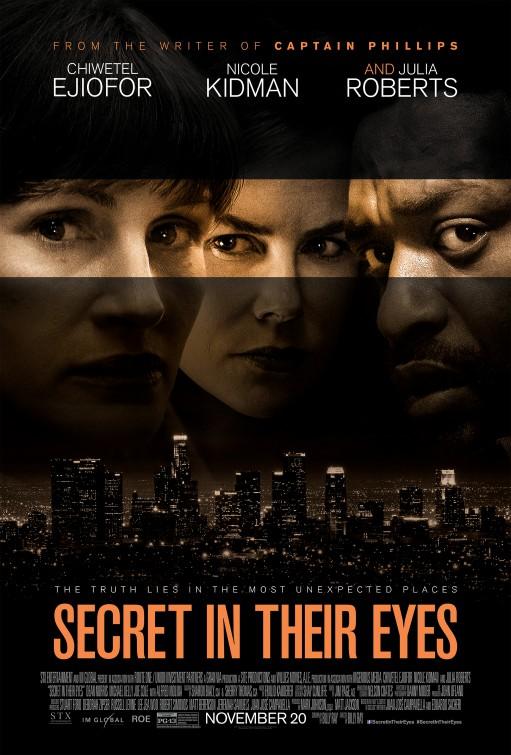 Secret in their Eyes: la nuova locandina del film
