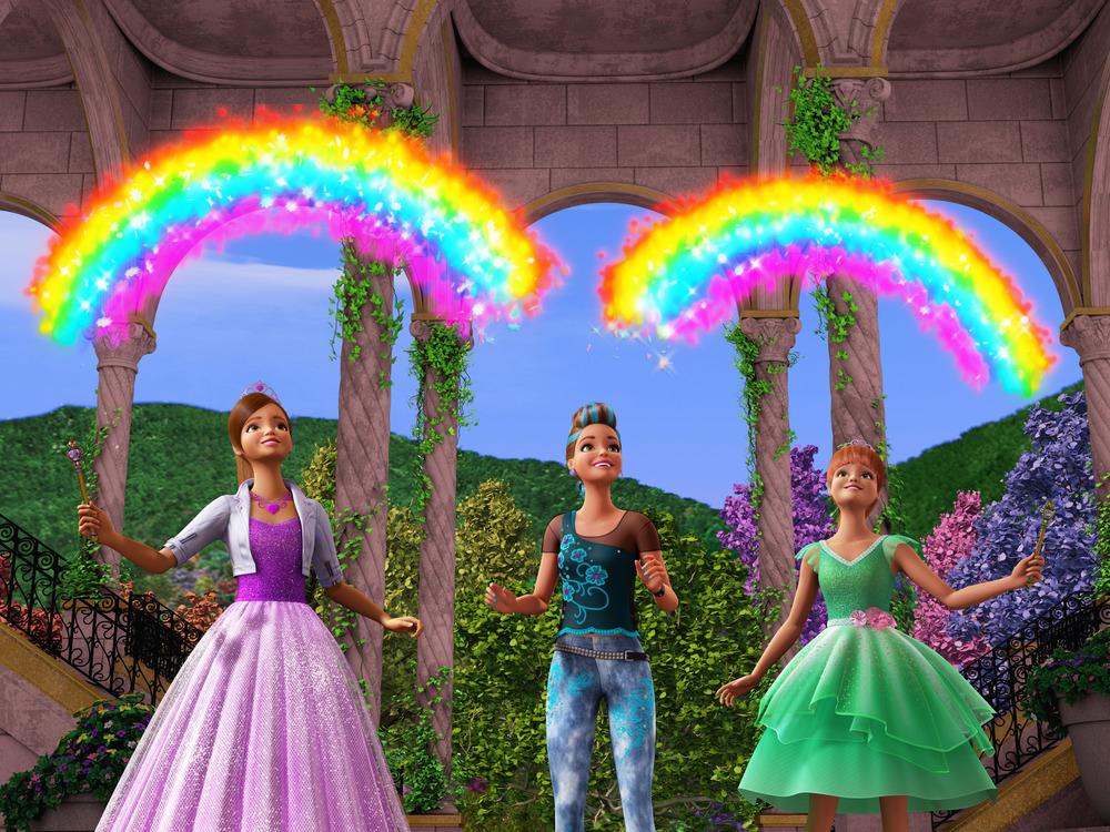 Barbie Principessa Rock: Erika Juno in un'immagine del film d'animazione