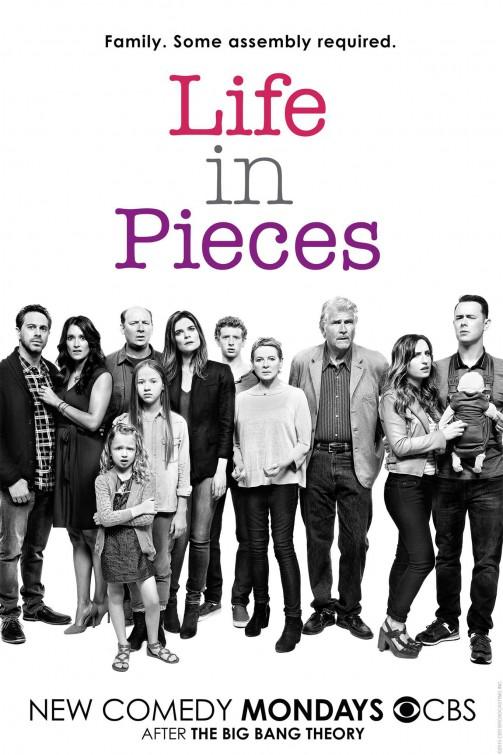 Life in Pieces: la locandina della serie